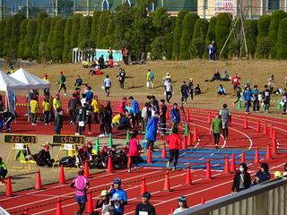守山ハーフマラソン②