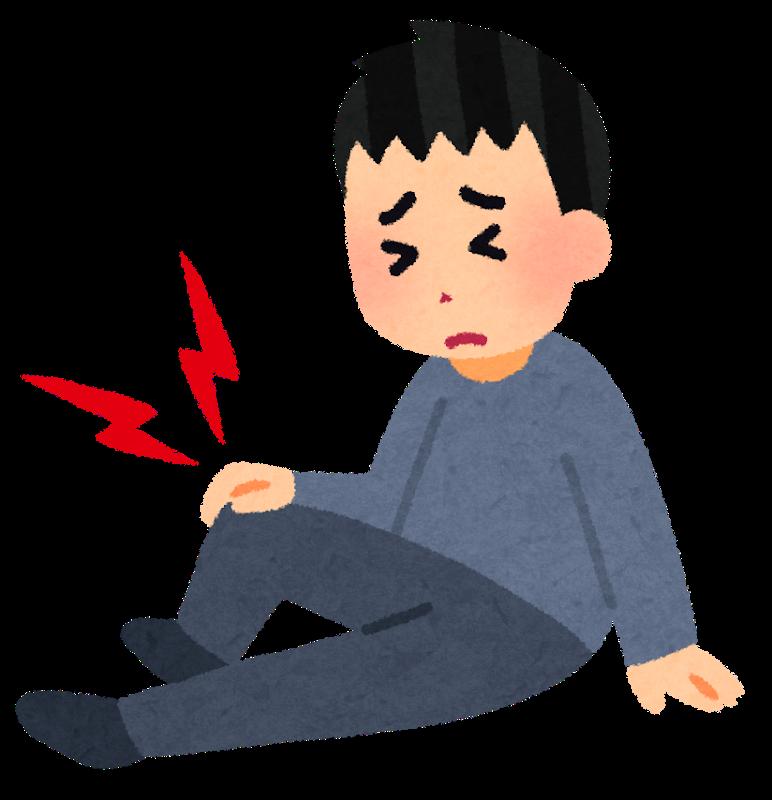 関節痛ひざ